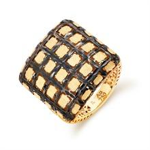 黄18K金戒指