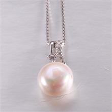 银925珍珠挂坠